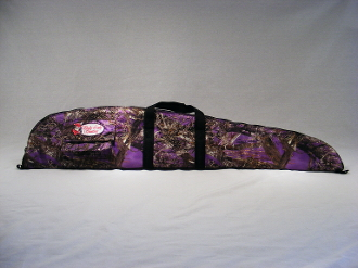 Rifle Cases With Shell Pocket, Purple